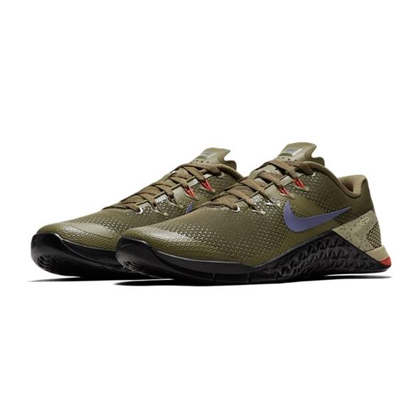 Nike Metcon 4 Olive Sneakers   Poshmark